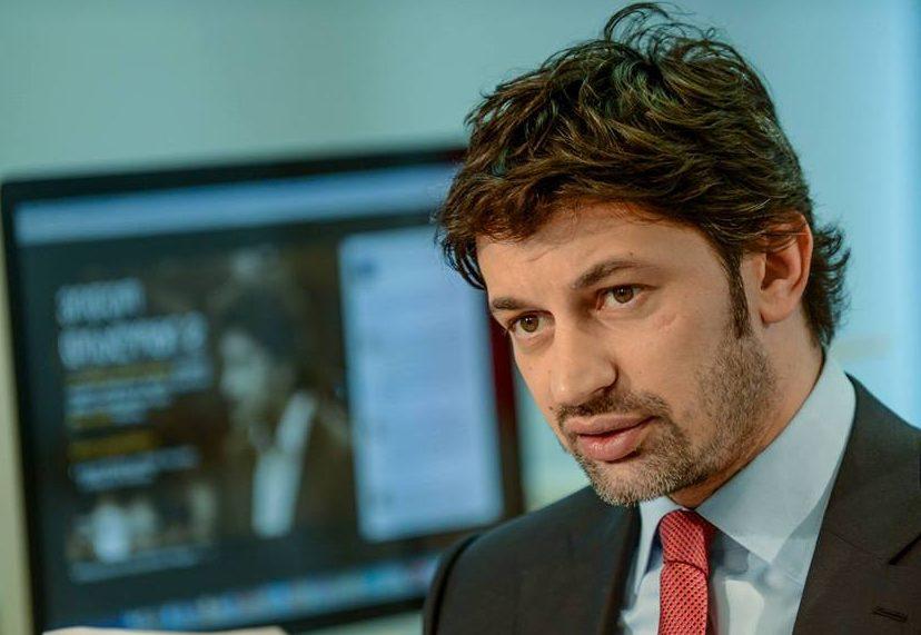 Каха Каладзе вступает в борьбу за пост мэра Тбилиси