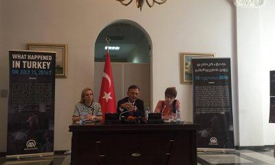 Посол Турции заявил о безопасности турецких тюрем