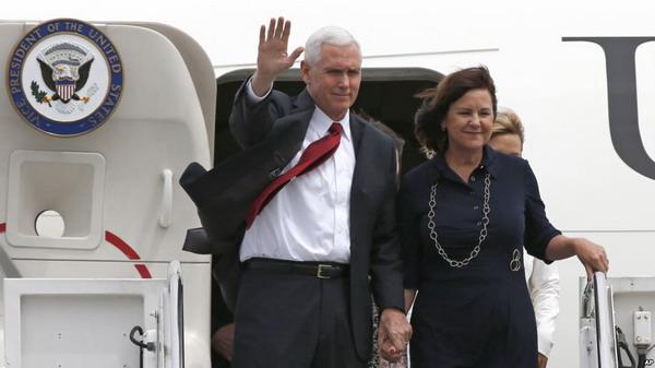 57DF2660 D2DB 4022 B7A1 1EDE453913C8 w1023 r1 s #новости featured, визит, вице-президент США, Грузия, Майк Пенс