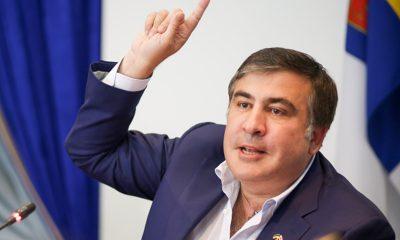 Саакашвили в Варшаве: Грузия обращается к властям Польши