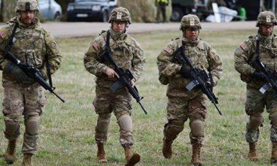 Финляндия и США проведут совместные военные учения в балтийском регионе