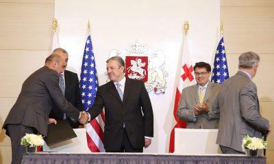 """Американская компания """"SSA Marine"""" вошла в число инвесторов порта Анаклиа"""