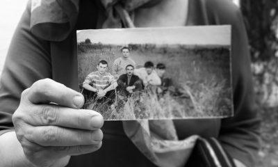Международный день пропавших без вести.