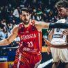 Грузия сенсационно обыграла Литву на Евробаскете