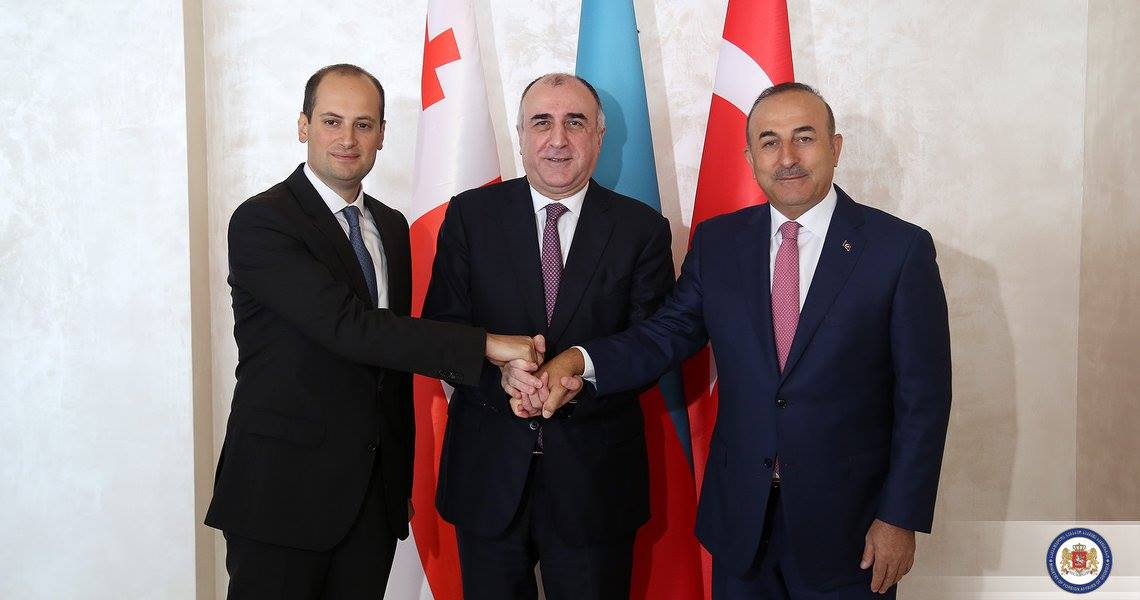 Грузия, Турция и Азербайджан укрепляют сотрудничество