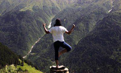 Мощь и красота Тушетии. Путешествия Робинзона