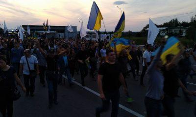 На Киев. Саакашвили удалось прорвать границу