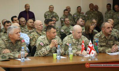 Грузия, Азербайджан и Турция учатся защищать «Баку-Тбилиси-Джейхан»