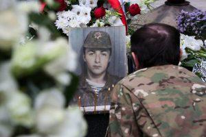 День падения Сухуми. Фото: Лели Благонравова