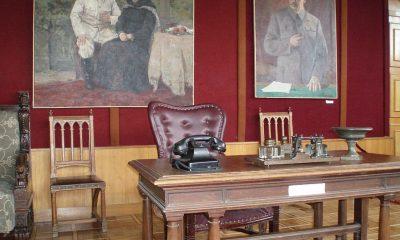 Музеи Сталина и Мао Цзэдуна начали сотрудничество