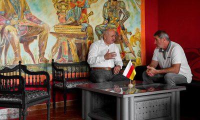 У де-факто Цхинвали теперь свой офис в Барселоне