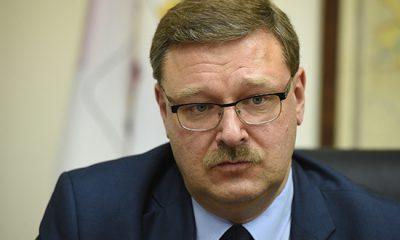 Косачев за восстановление отношений между Россией и Грузией
