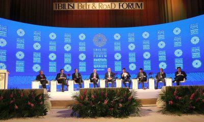 Форум Шелкового пути стартовал в Тбилиси