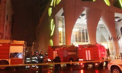 """В связи с пожаром в """"Леогранд"""" ведется расследование о нарушении правил пожарной безопасности"""