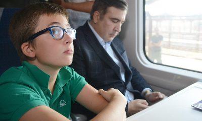 Погранслужба Украины депортировала охрану сына Саакашвили
