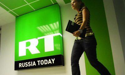 Телеканал RT лишили аккредитации в конгрессе США