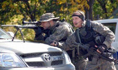 В Тбилиси проводят антитеррористическую операцию