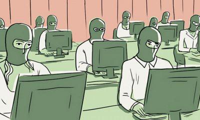 НАТО: 60% русскоязычных твиттер-аккаунтов - боты