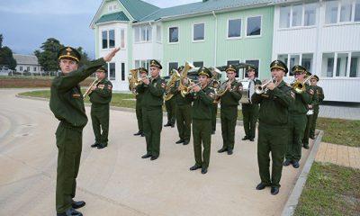 78 российских военных получили квартиры в Гудаута
