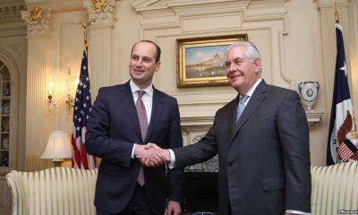 Тиллерсон: Мы поддерживаем членство Грузии в НАТО