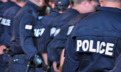 По всей Грузии проходят полицейские рейды