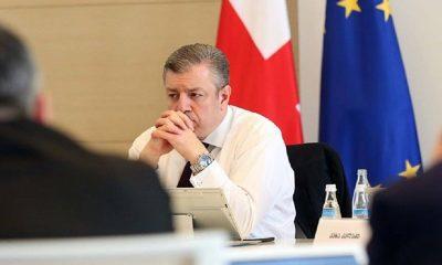 Премьер-министр Грузии ввязался в скандал связанный с тендерами