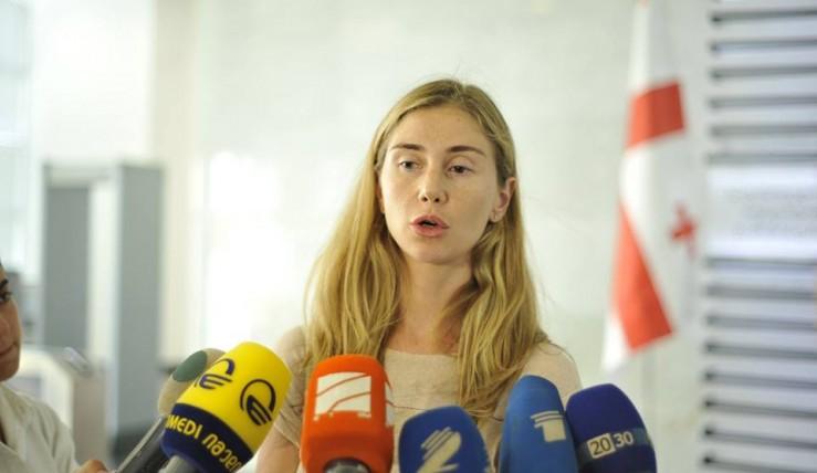 Bokuchava #новости Единое Национальное Движение, коронавирус в Грузии, Тина Бокучава