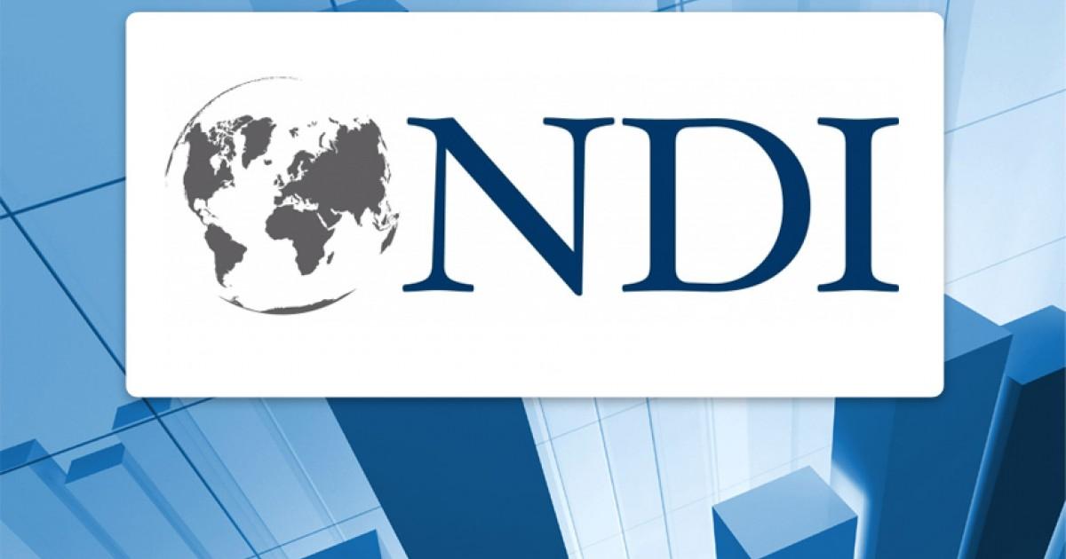 NDI #новости NDI, опрос, социологическое исследование, экономика Грузии