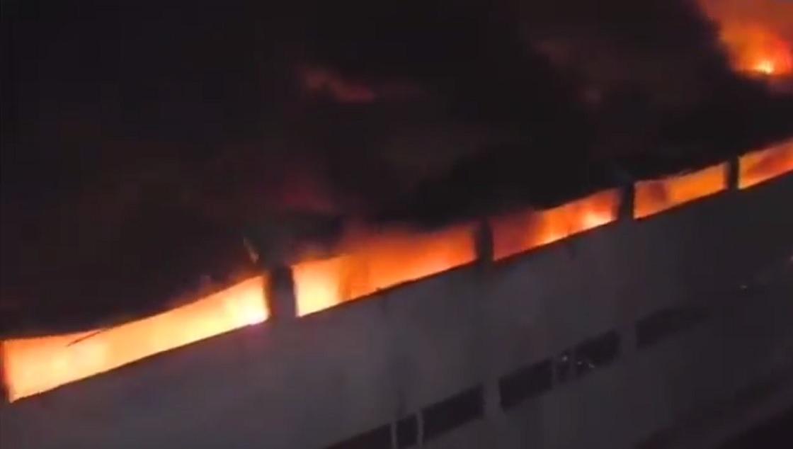 3 #новости Кахи Каладзе, пожар, тбилиси, Терги, торговый центр