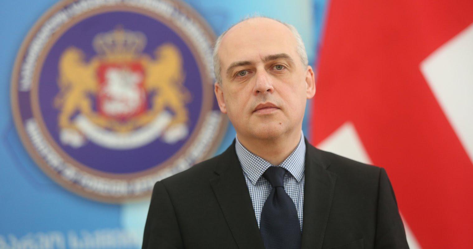 Davit Zalkaliani #новости Давид Залкалиани, евросоюз, зона Шенгена, коронавирус в Грузии