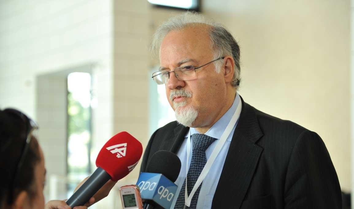 Pascal Meunier #новости Грузия, Паскаль Манье, посол, Франция