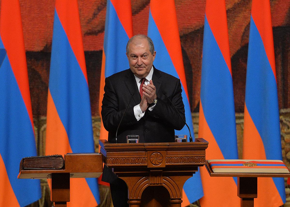 Armen Sarkisyan 1 #новости Армен Саркисян, Армения, Карабах