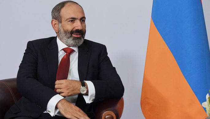 Никол Пашинян прибыл с первым официальным визитом в Тбилиси