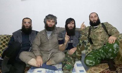 В Сирии погиб брат Тархана Батирашвили