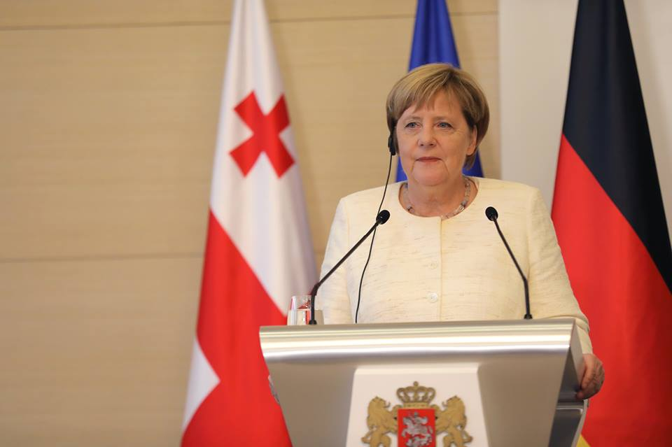 Angela Merkel 5 1 линия оккупации линия оккупации