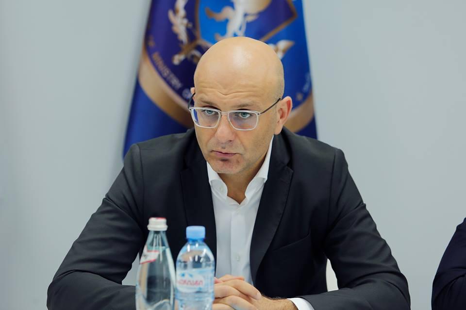 Ivane Machavariani #новости антикризисный план, новое правительство Грузии, пандемия
