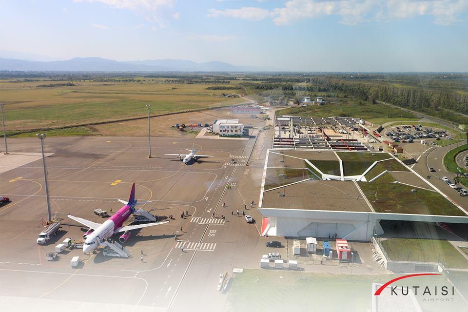 Kutaisi Airport 1 #новости Covid-19, wizzair, аэропорт Кутаиси, пандемия коронавируса, туризм