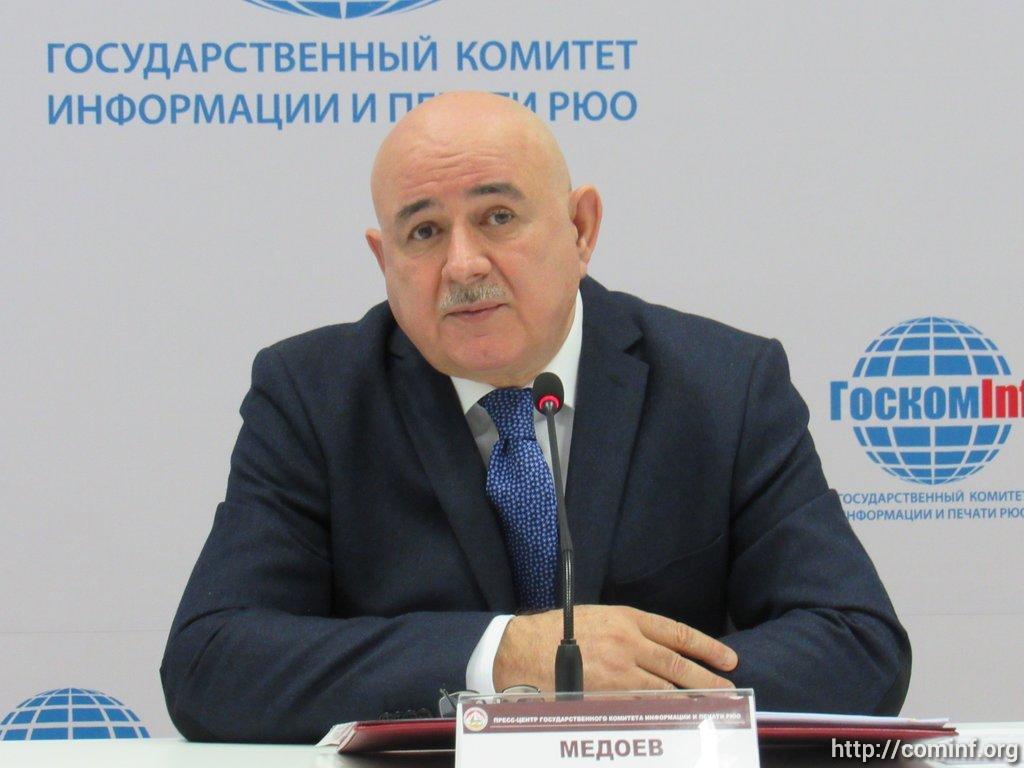 Dmitry Medoev линия оккупации линия оккупации