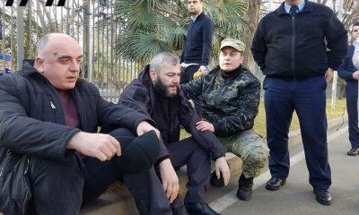 Прокуратура решилась на встречу с Саралидзе, после инцидента у ведомства