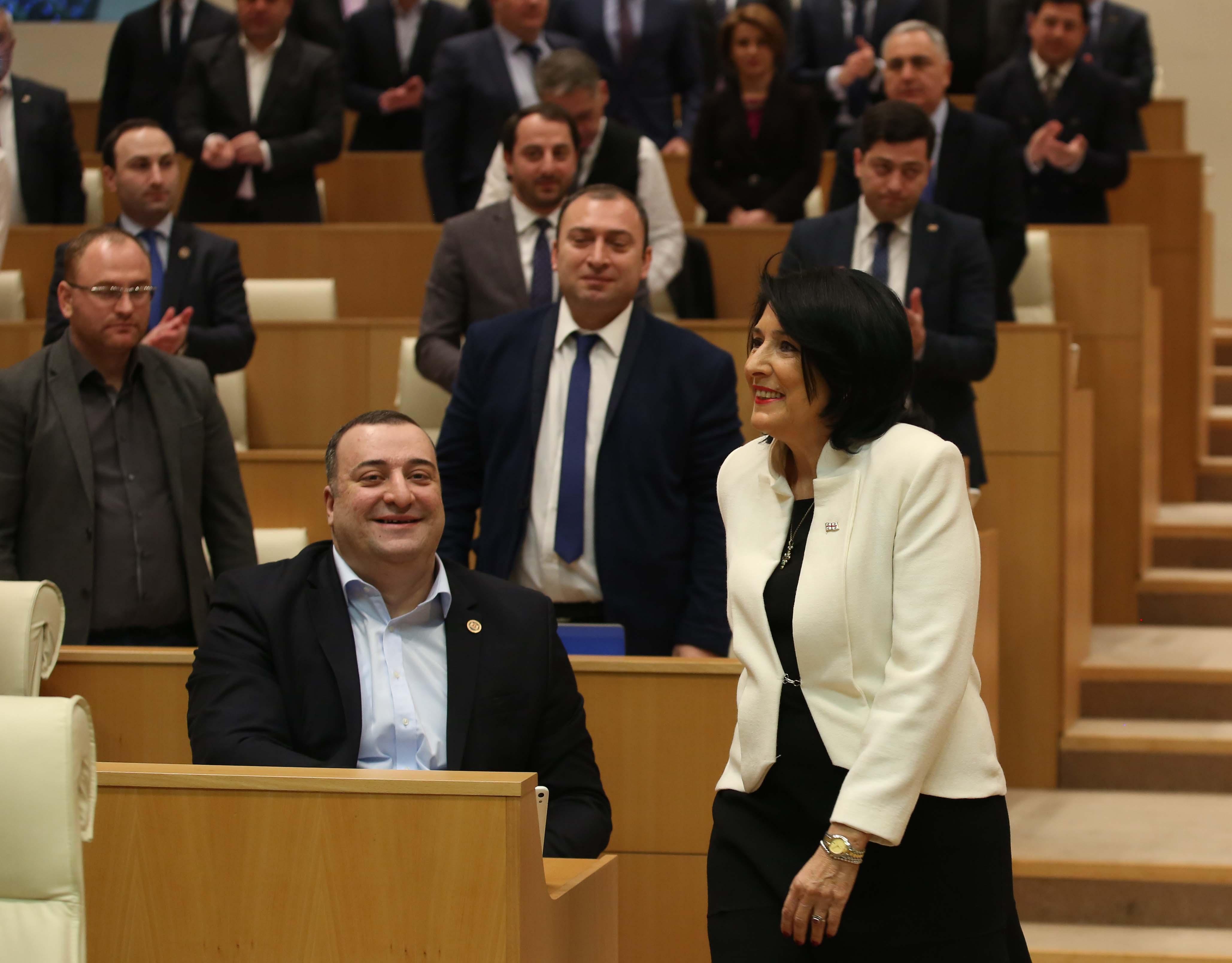 Zourabishili_Parliament_3