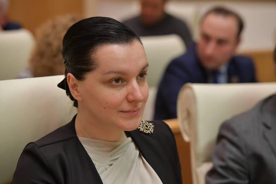 56431082 2093593694051079 1032072420661395456 n #новости Грузинская мечта, закон «Об общественном здоровье», Мариам Джаши, оппозиция Грузии, парламент