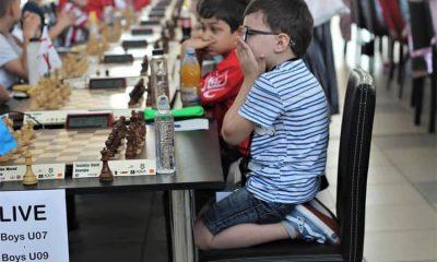 6-летний Давид Татвадзе стал чемпионом Европы по шахматам