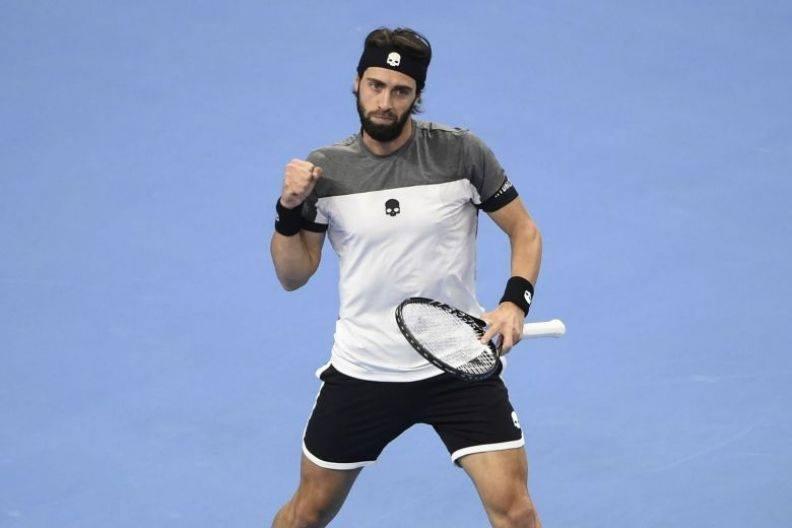 Басилашвили стартовал с победы на турнире в Монреале