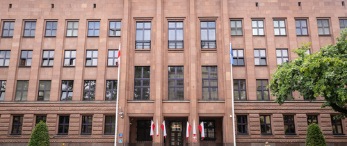 Budynek MSZ