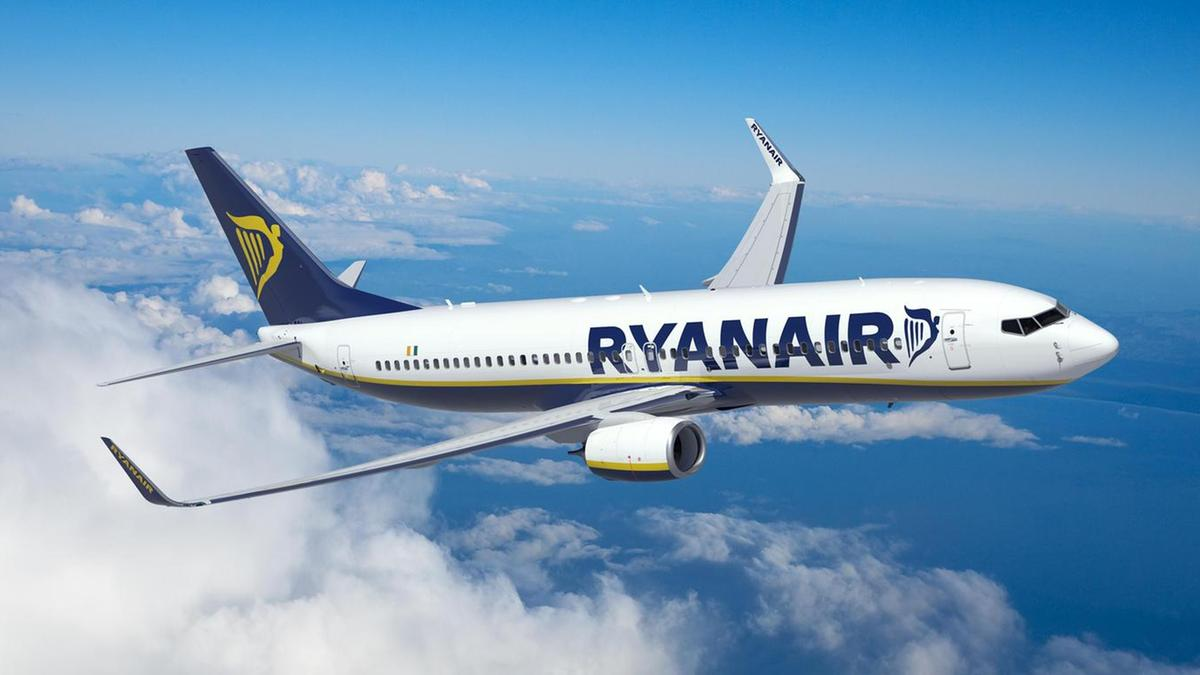 Ryanair #новости Ryanair, авиарейсы, Грузия, европа, Ирландия, Кутаисский аэропорт, Тбилисский аэропорт