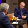 Путин надеется, что в Абхазии пройдут демократические выборы