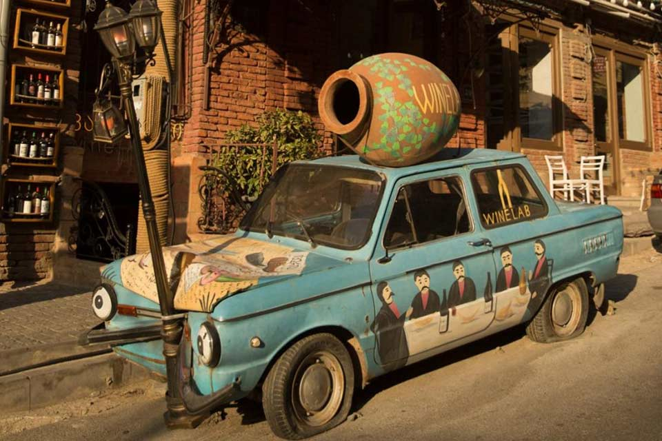 1568795644 12 #новости National Geographic, тбилиси, Туризм в Грузии