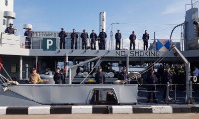 НАТО корабли