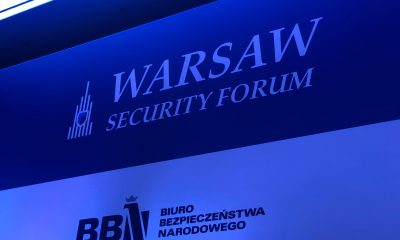 Warsaw Security Forum Photo SOVA