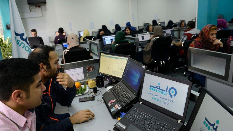 компьютеры в Иране